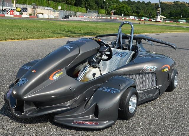 Mki racing il kart ad effetto suolo performancemag it for Come costruire un telaio a buon mercato