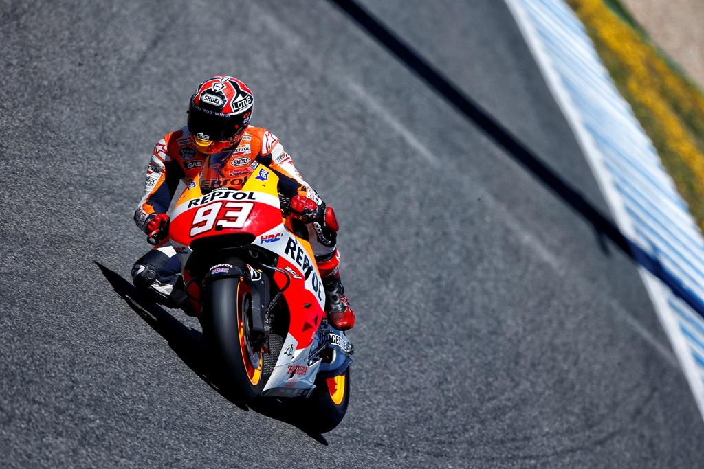 Marc Marquez rinnova con Honda fino al 2016