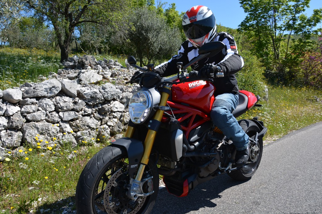 DUCATI MONSTER 1200 S EXTRA NAKED