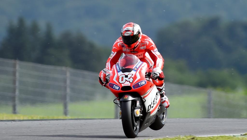 Test Moto - Il Ducati Team al Mugello si prepara per il Gran Premio d'Italia