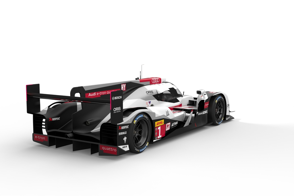 Audi R18 e-tron alla 24 Ore di Le Mans