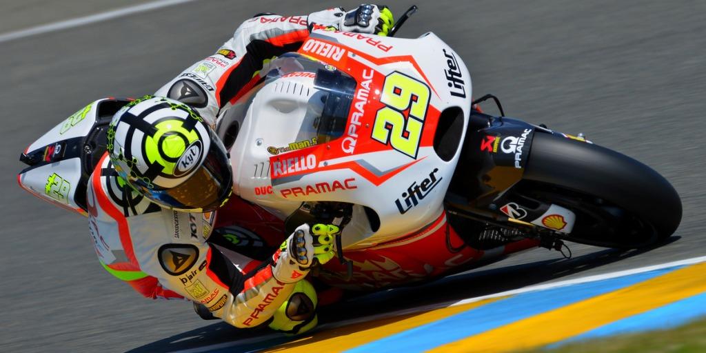 Moto GP - Andrea Iannone
