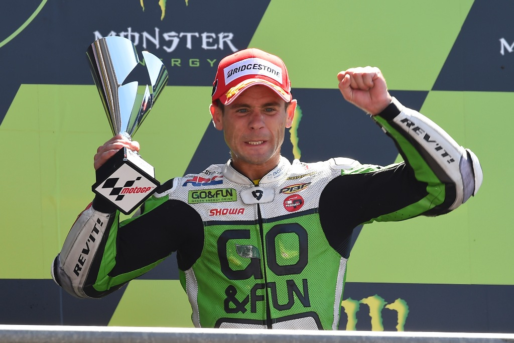 MOTO GP: Bautista sul podio