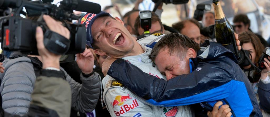 Vittoria Volkswagen nel FIA World Rally Championship