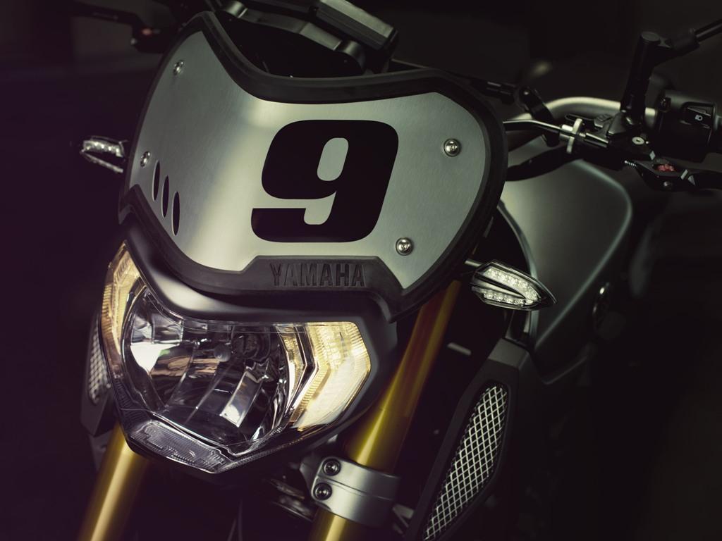 La nuova ed aggressiva Yamaha ispirata al Dirt Track