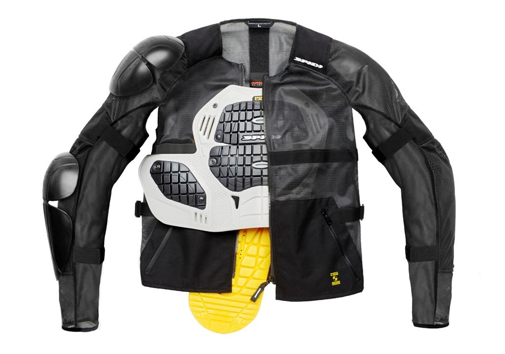 La nuova giacca Estiva Spidi Airtech Armor