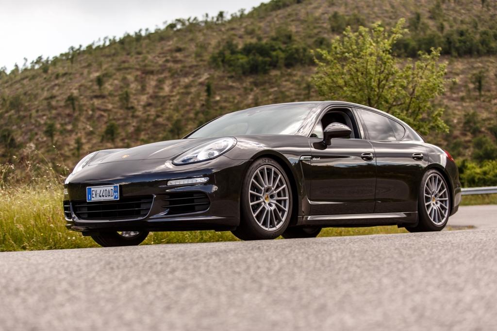 Porsche Panamera Diesel 300 Cv