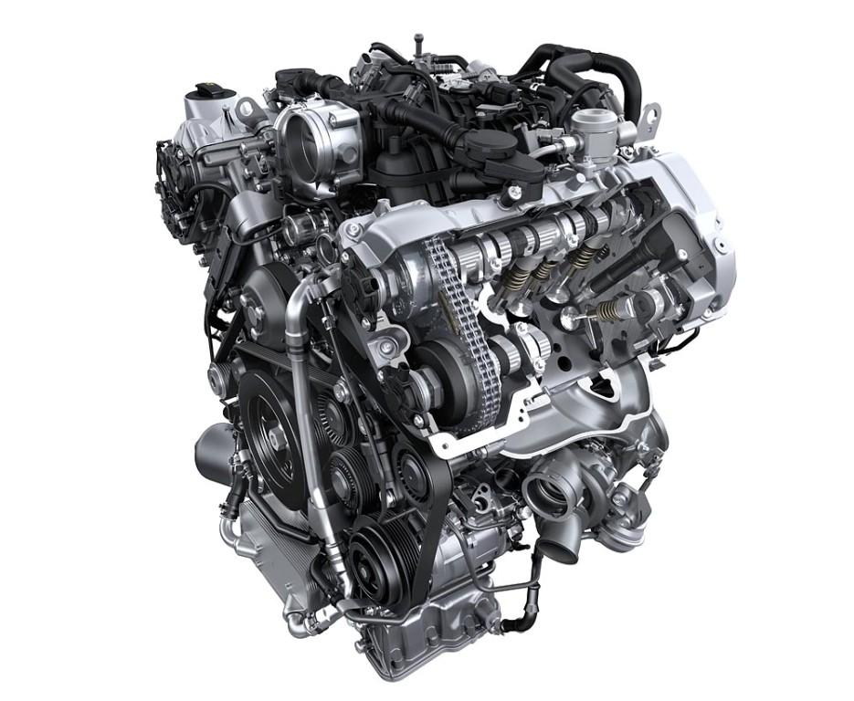 Il V6 da 258 Cv di Macan S Diesel
