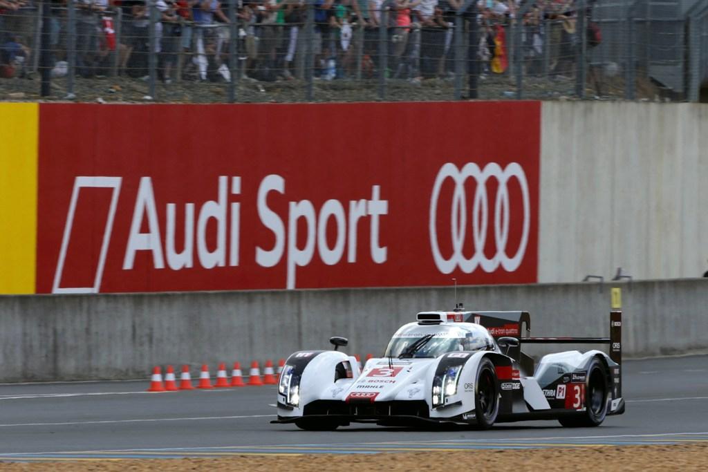 Vittoria della R18 e-tron quattro a Le Mans
