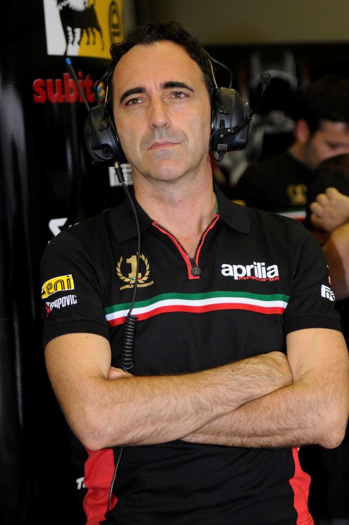 Albesiano sta portando avanti il prototipo ART MotoGP