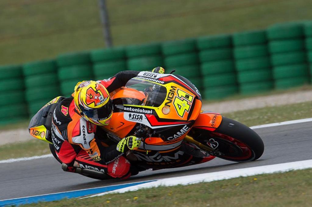 Aleix Espargaro, NGM Forward Racing, 4° tempo