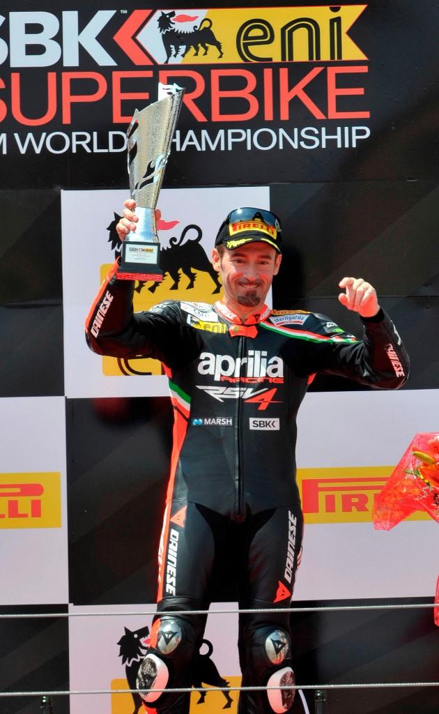 Max Biaggi avrà certamente un ruolo nel progetto ART MotoGP