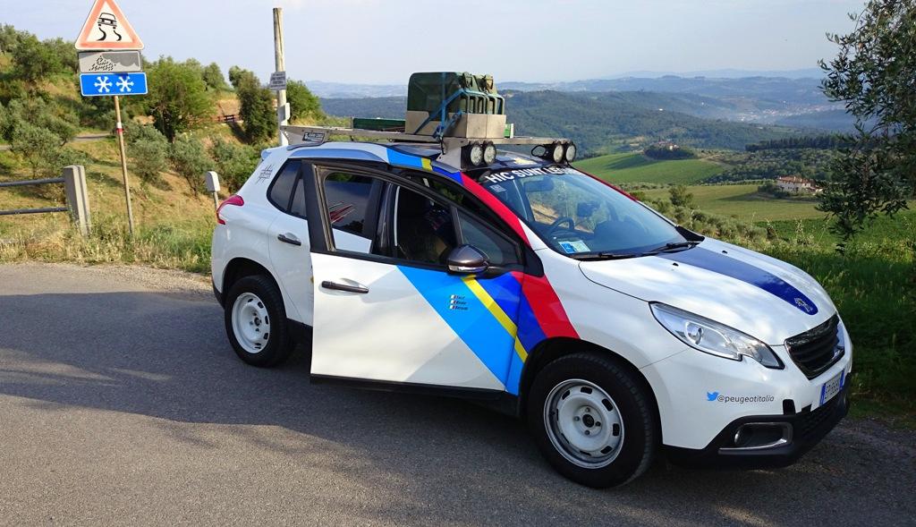Un'altra faccia all'insegna dell'avventurosa con Peugeot 2008
