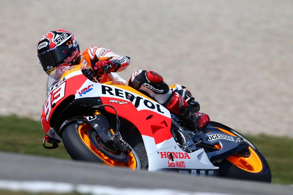 Marquez è in testa al Mondiale ancora più saldamente dopo l'Olanda