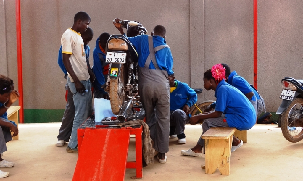 Garage Italia Motul Corazon 2014, Burkina Faso