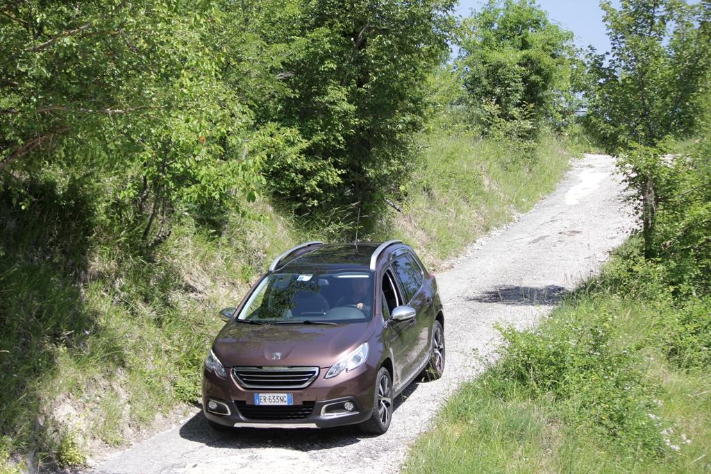 Grazie al Grip Control, con 2008 Peugeot si va quasi ovunque