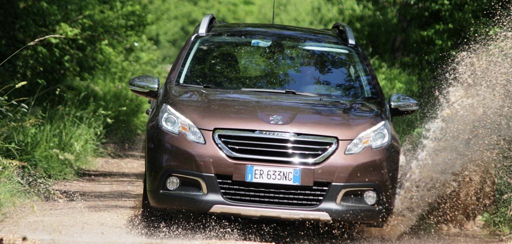2008 Peugeot ed il Grip Control per ogni fondo