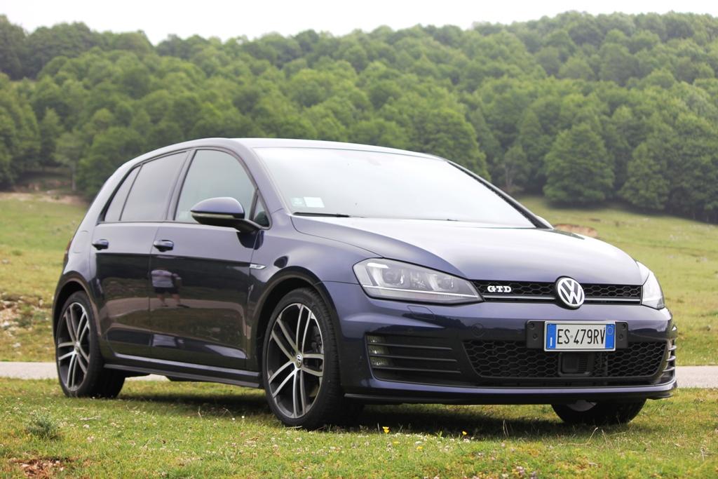 Dalla settima generazione di Golf, nasce la nuova GTD