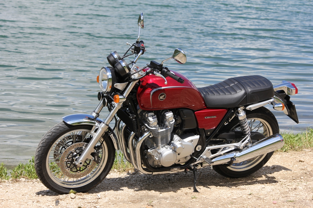 Honda CB1100EX, naked vintage