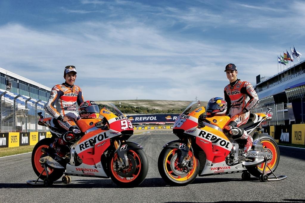 Honda e Repsol insieme fino al 2017