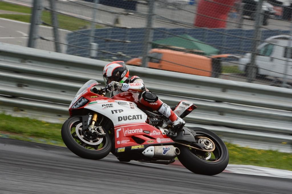 Dario Marchetti ha vinto a Zeltweg