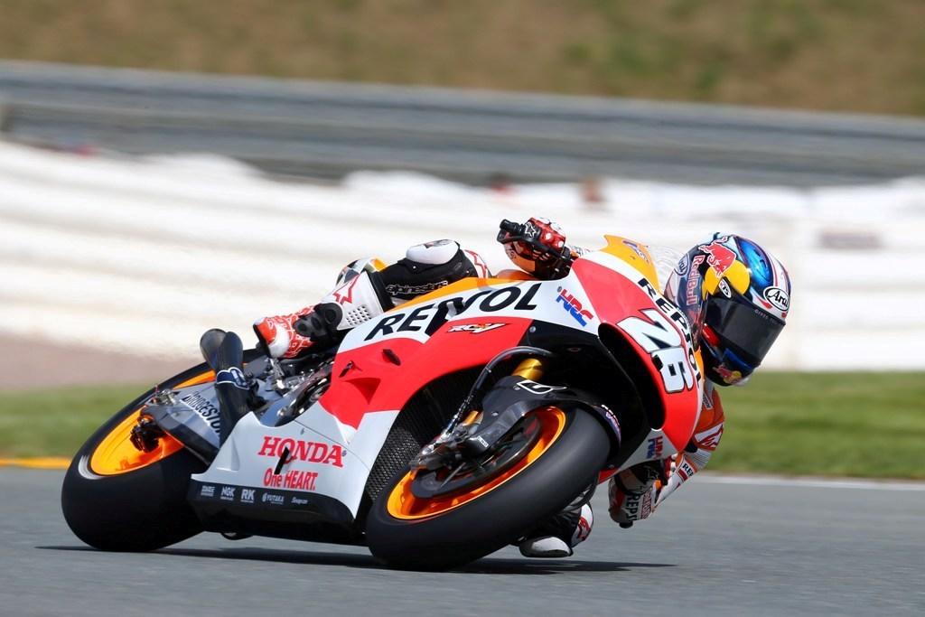Dani Pedrosa convince sempre, Honda lo vuole fino al 2016