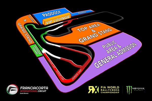 Rallycross planning