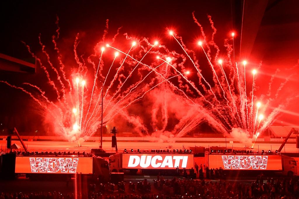 WDW2014, una grandissima festa di passione Ducati