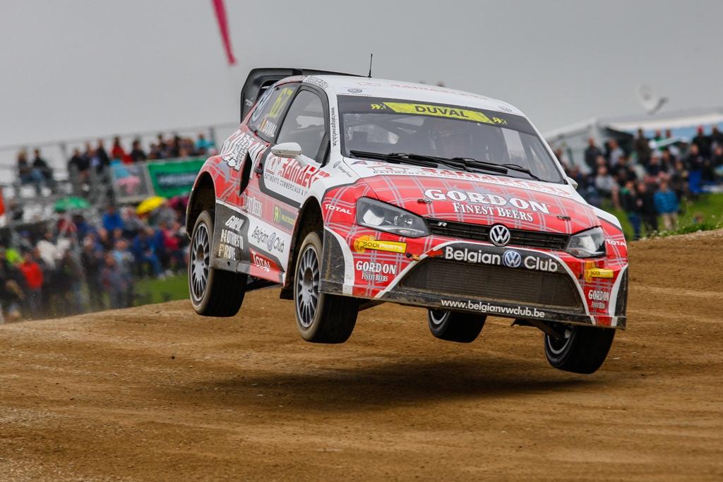 World Rallycross RX 2014