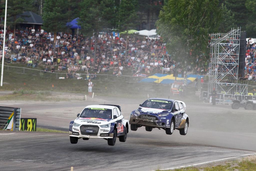 Il Mondiale Rallycross prende sempre più piede