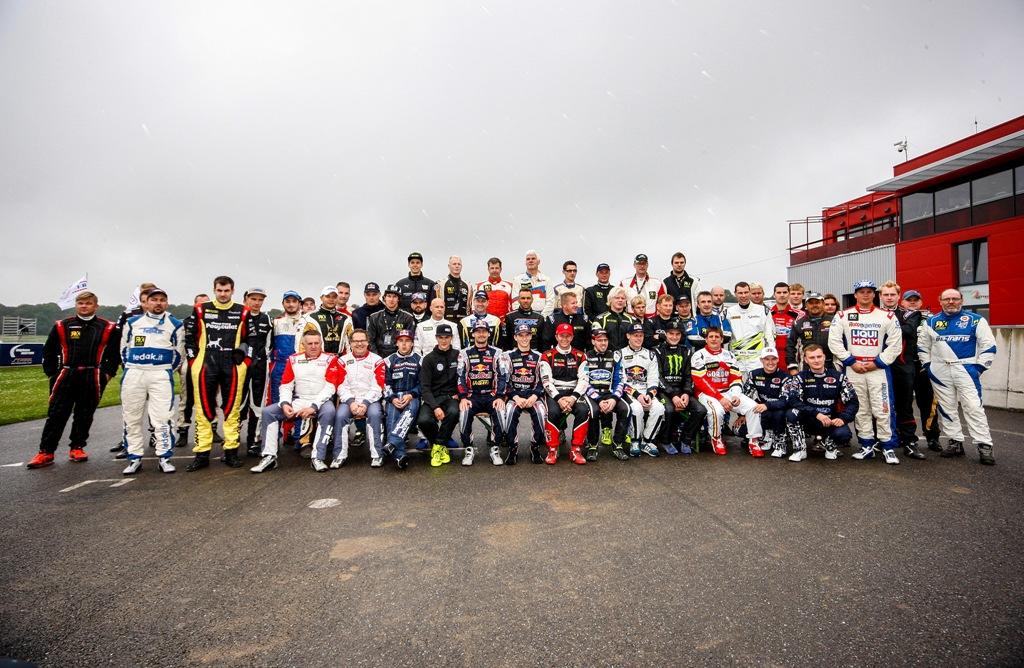 I piloti del WRX 2014