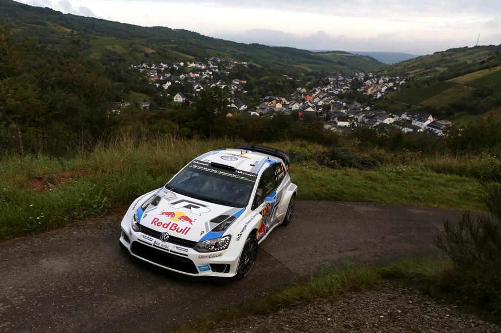 WRC 2014, Rally di Germania deludente per Volkswagen
