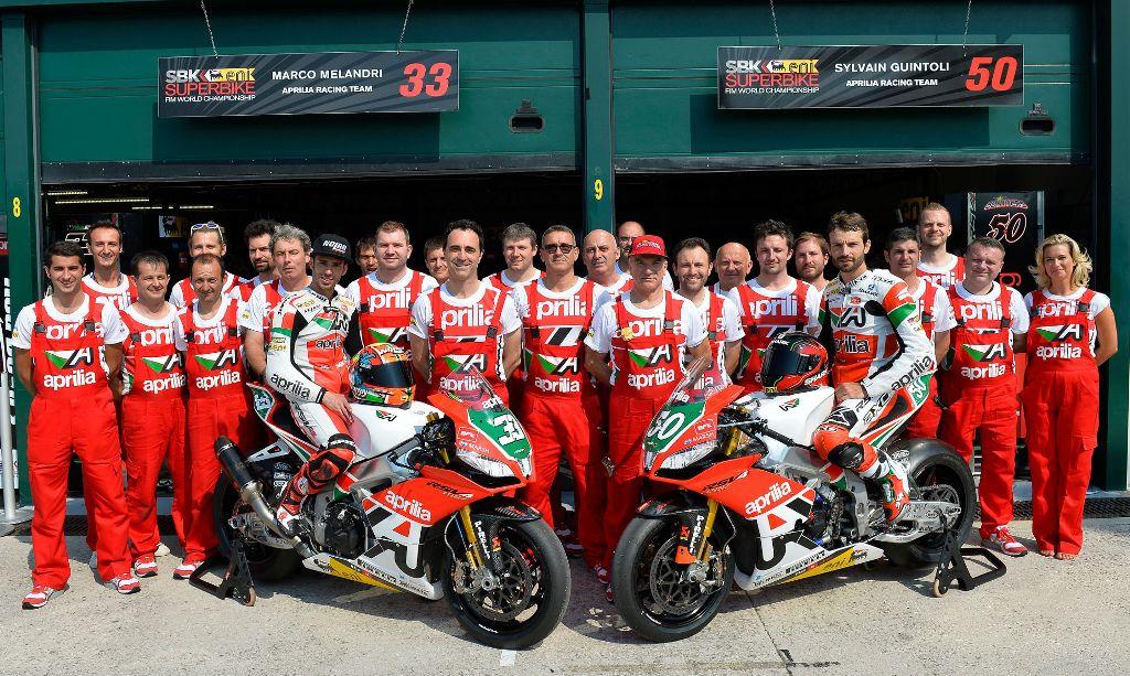 Aprilia è una grande squadra che approderà in MotoGP/ART
