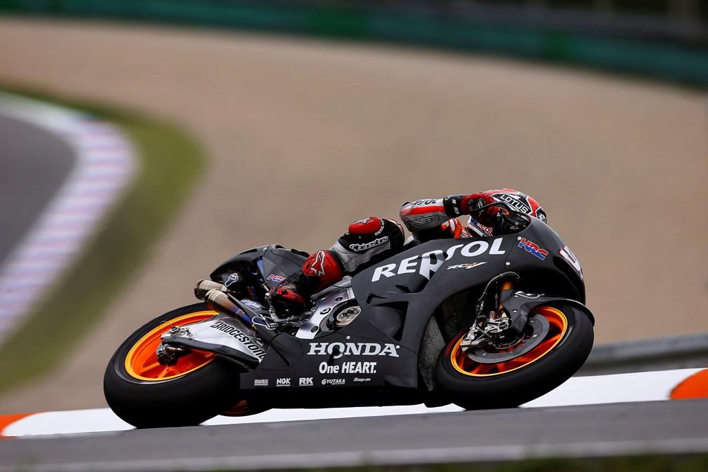 MotoGP 2014: test Brno per Honda con il prototipo 2015