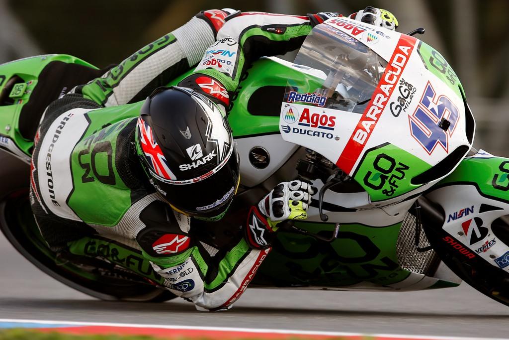 MotoGP 2014, Brno: Scott Redding Team GO&FUN