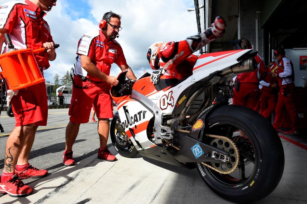 2014, MotoGP Andrea Dovizioso
