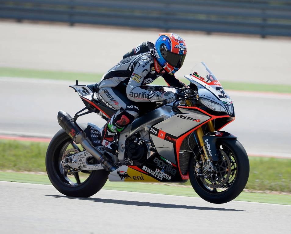 Melandri fa un giusto pensiero alla ART MotoGP