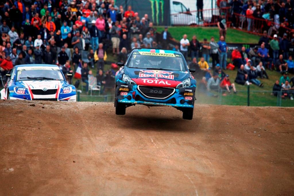 Dopo la vittoria in Belgio, Peugeot si prepara alla gara canadese