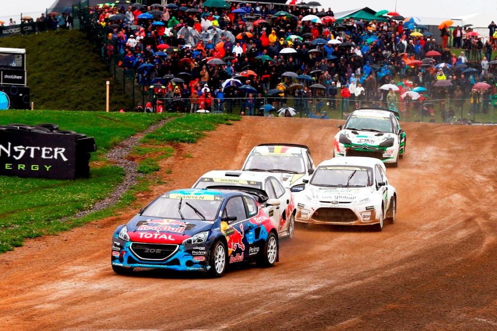 2014 FIA World Rallycross Championship, la gara in Belgio