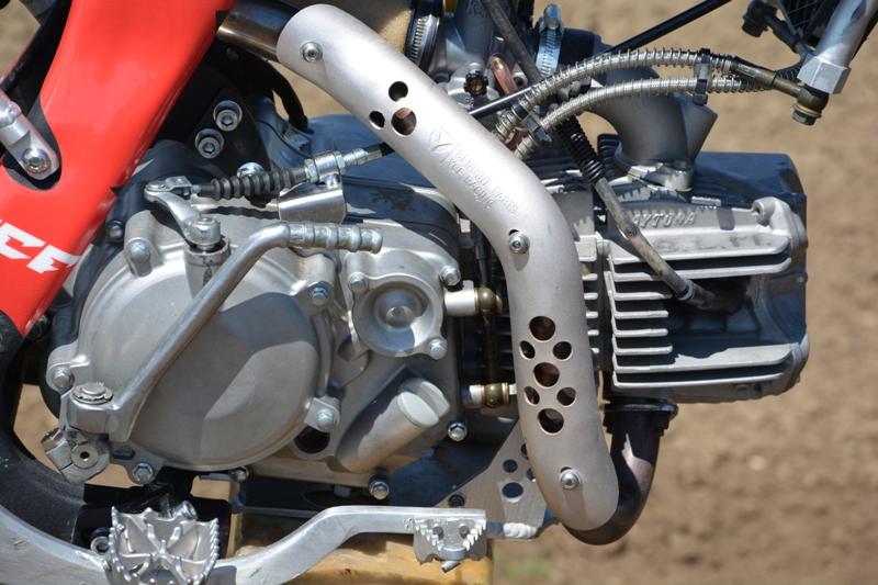 Filtro olio separato per questo Daytona 190 cc