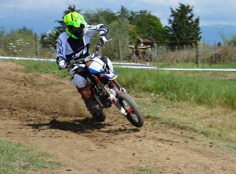 La YCF 2014 di YCF Racing è veloce e reattiva