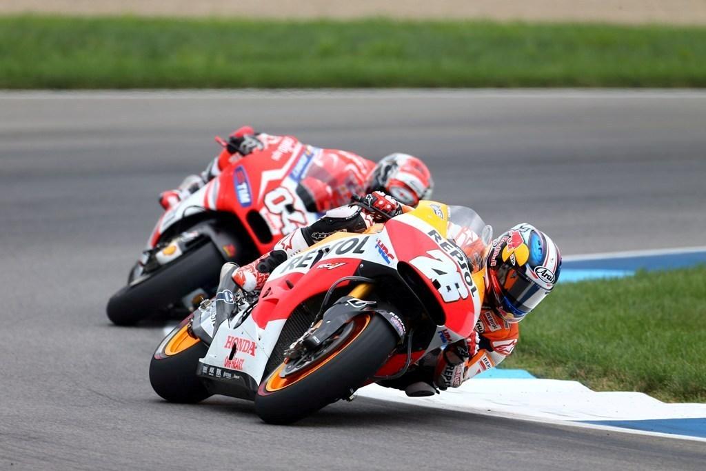 Dani Pedrosa, Indianapolis 2014 MotoGP