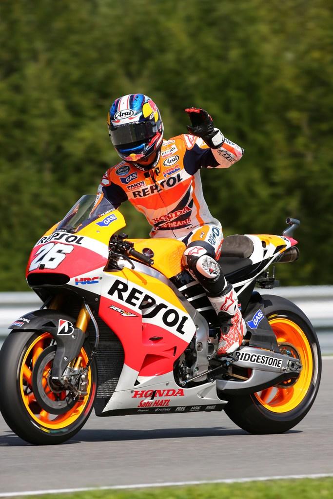 MotoGP 2014: Dani Pedrosa mantiene il 2° posto in classifica dopo la vittoria a Brno