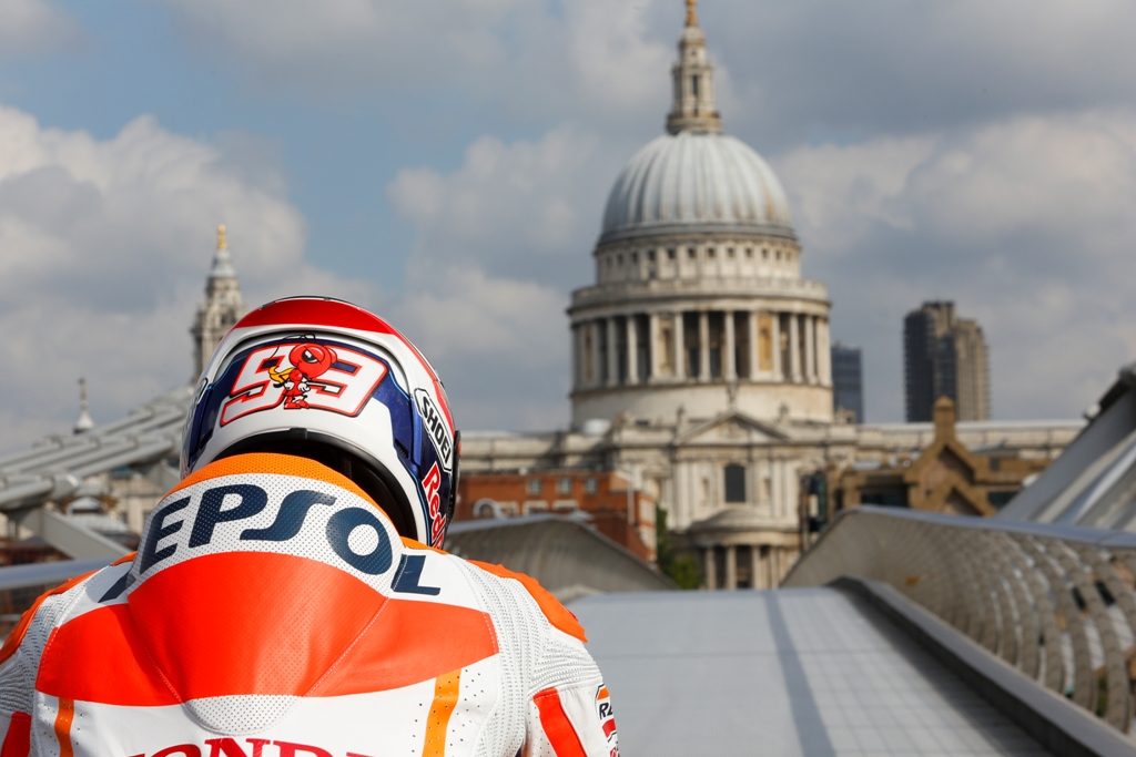MotoGP 2014, Silverstone: Marquex a Londra per un'impresa unica