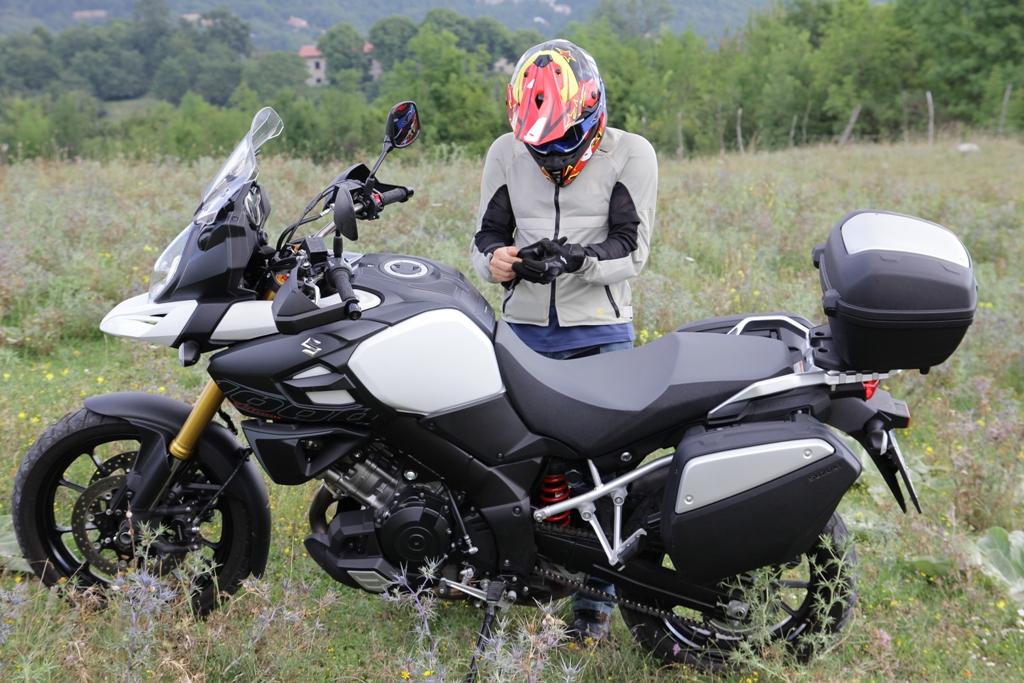 Suzuki V-Strom 1000 ABS, viaggio a 360°