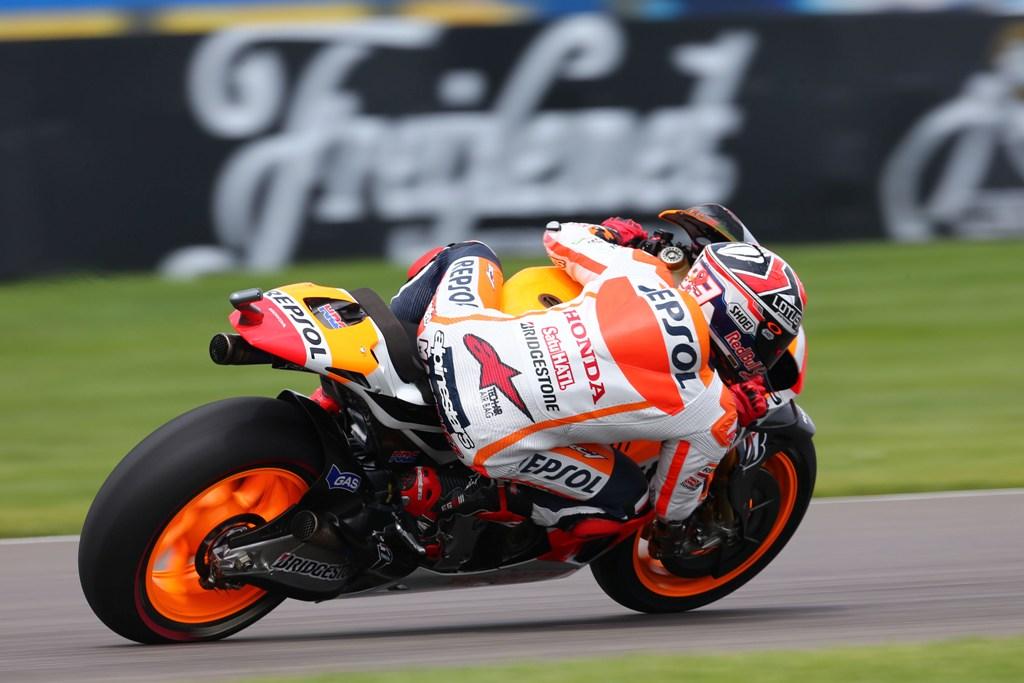 Marc Marquez 2014, Indianapolis MotoGP