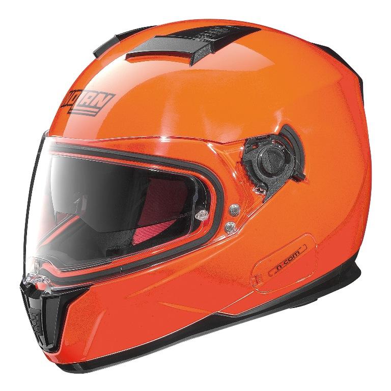 N86 HI-VISIBILITY N-COM F.Orange
