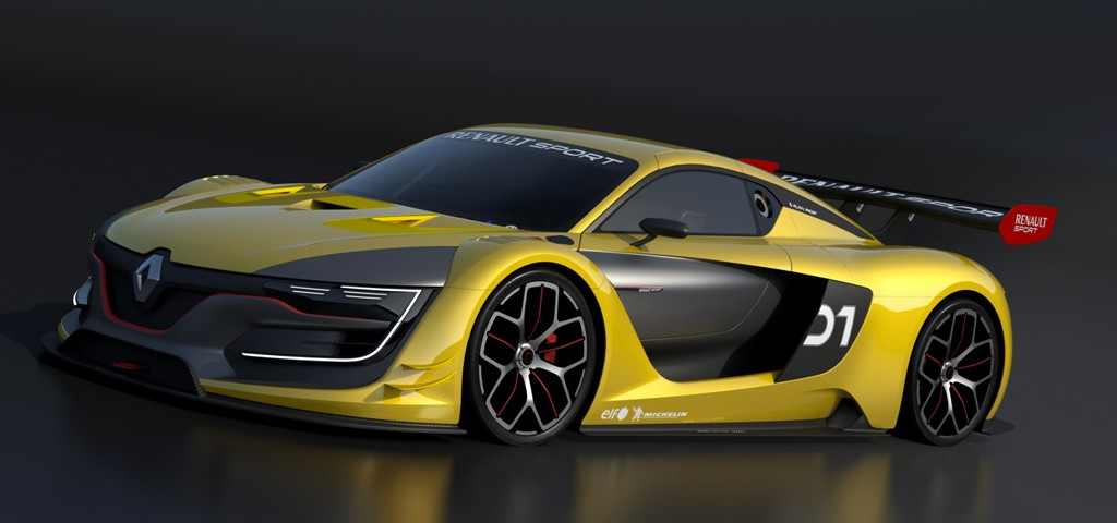 Renault Rs 01 2014 Mosca Motor Show
