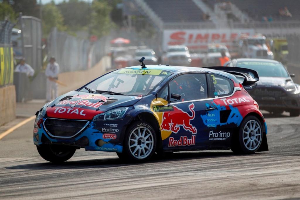 2014 FIA World Rallycross Championship