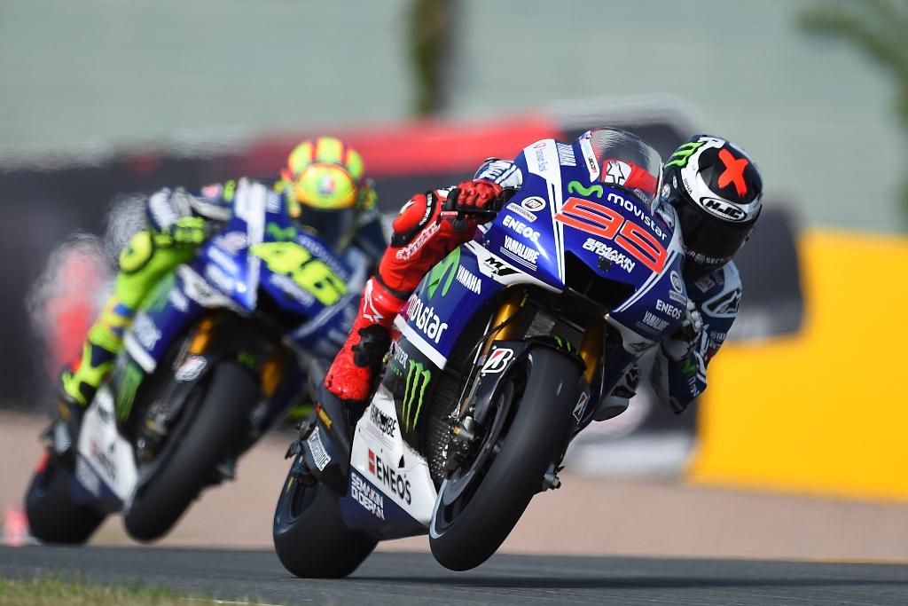 Jorge Lorenzo sarà in Yamaha per altre due stagioni
